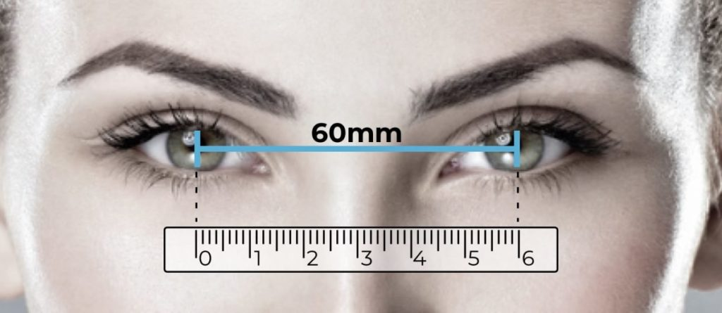How to Measure Your Pupillary Distance or PD